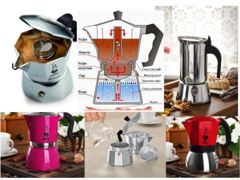 Как правильно сварить вкусный кофе в гейзерной кофеварке