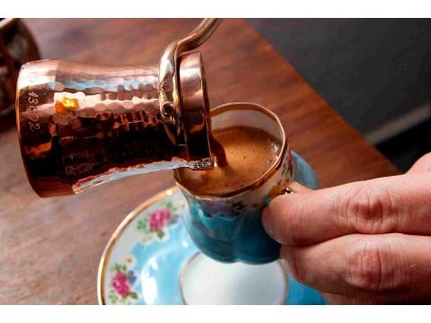 Рецепт приготовления кофе по турецки в турке