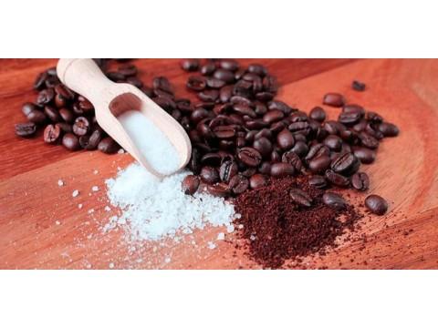 Кофе в турке с солью