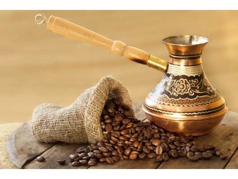 Как готовить натуральный кофе в турке